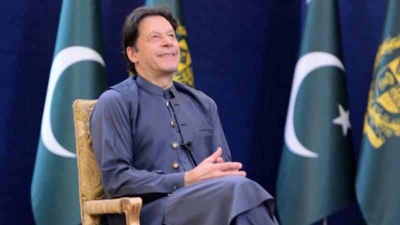 Pakistani PM Imran tells Taliban not to ban women's education