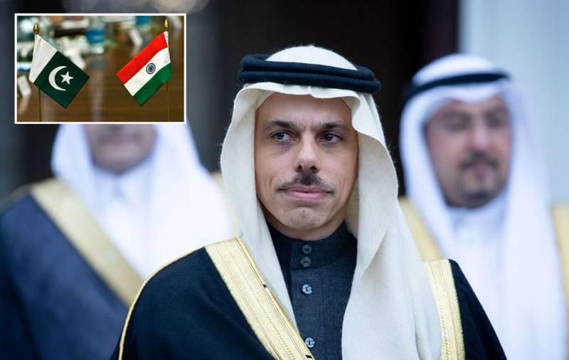 Saudi Arabia once again offers to mediate between Pakistan, India