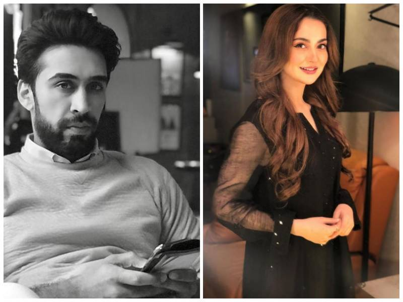 Hania Amir and Ali Rehman Khan's video of jamming together wins hearts