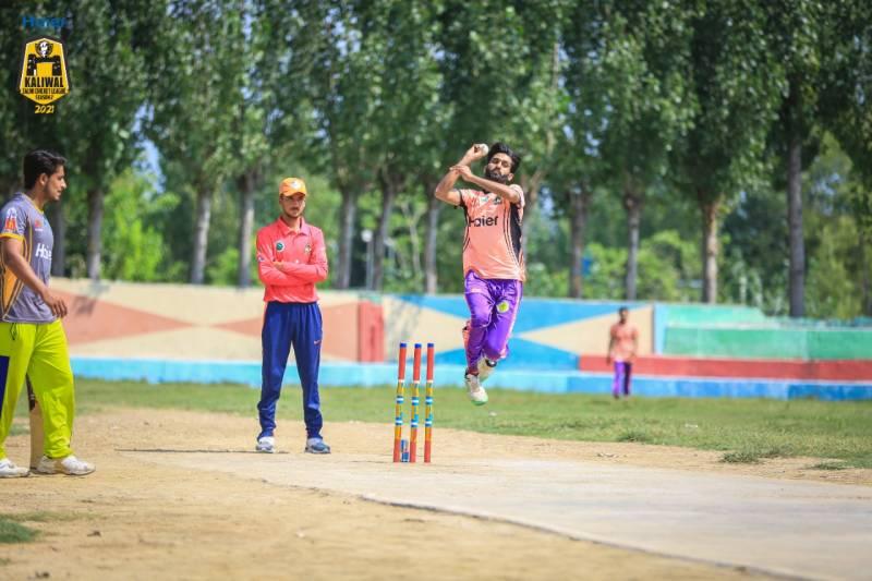 Kaliwal Zalmi League's knockout phase begins tomorrow