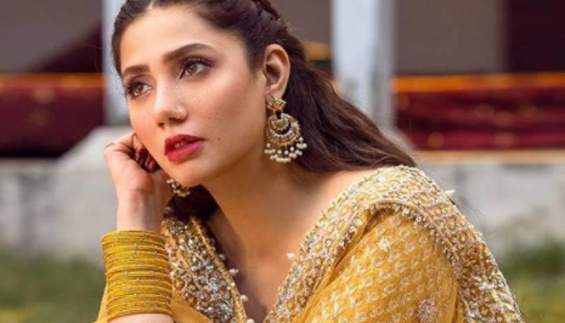 Mahira Khan's dance video goes viral