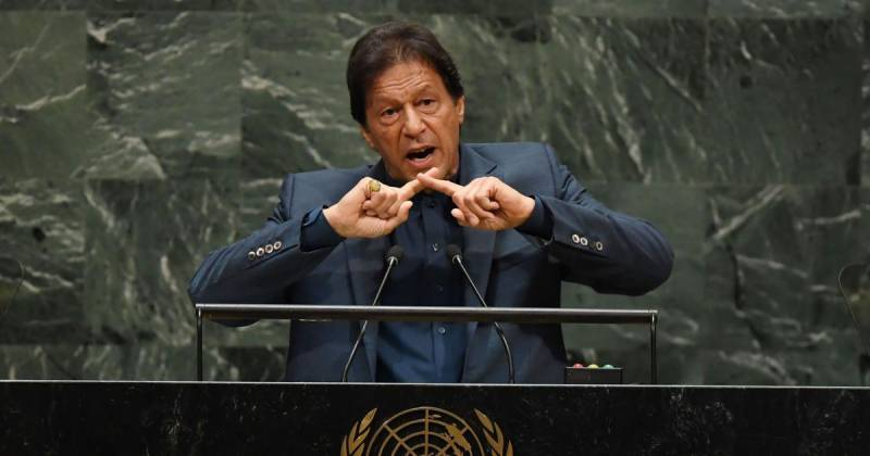 PM Imran fears civil war if Taliban fail to form inclusive govt in Afghanistan