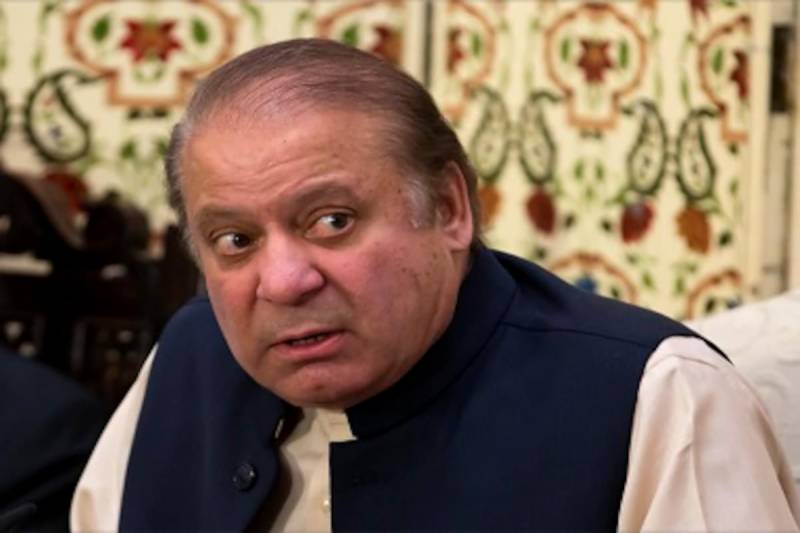 'Former PM Nawaz Sharif receives first Covid vaccine dose in Lahore'