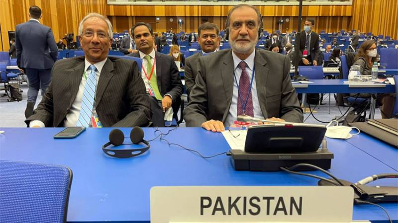 Pakistan elected as member of IAEA's board of governors for two years