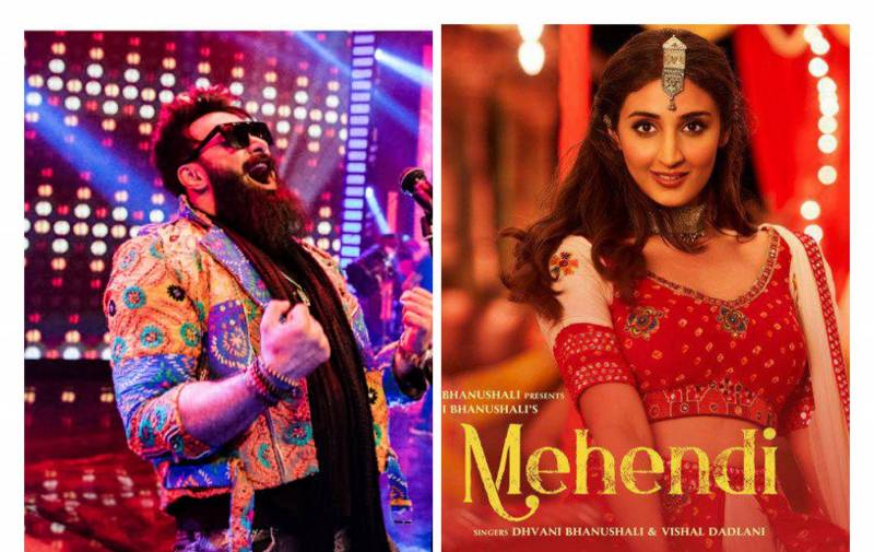 Indian song 'Mehendi' is a copy of iconic Pakistani song 'Gagar'