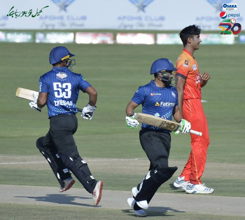 Khurram Manzoor stars as Sindh beat Southern Punjab in 3rd match of National T20 2021