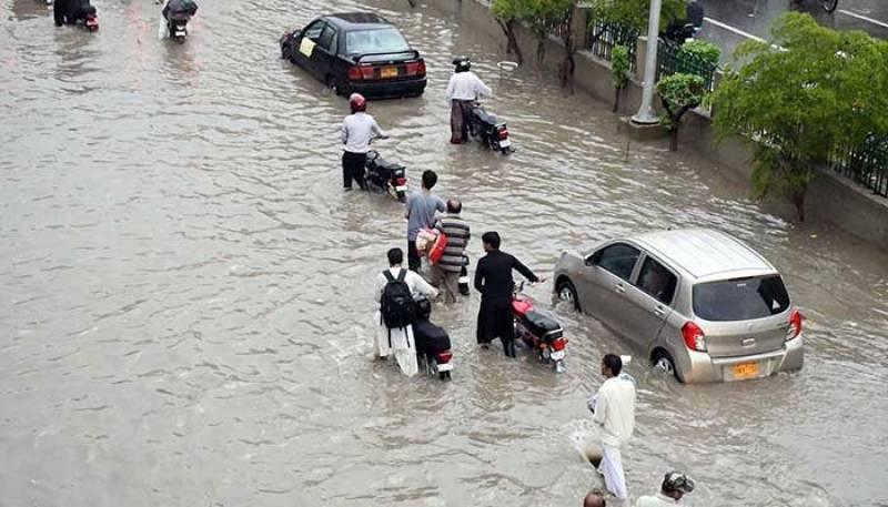 Met office predicts another rain spell, urban flooding in Karachi