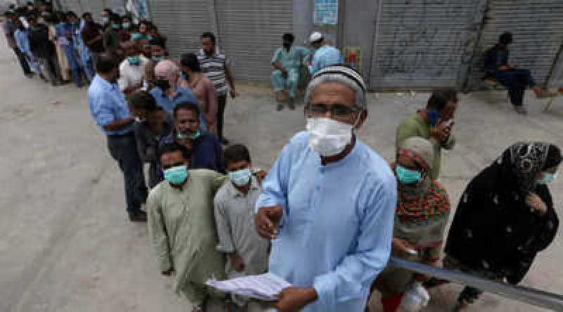 Pakistan reports 2,223 new Covid-19 cases, 50 deaths
