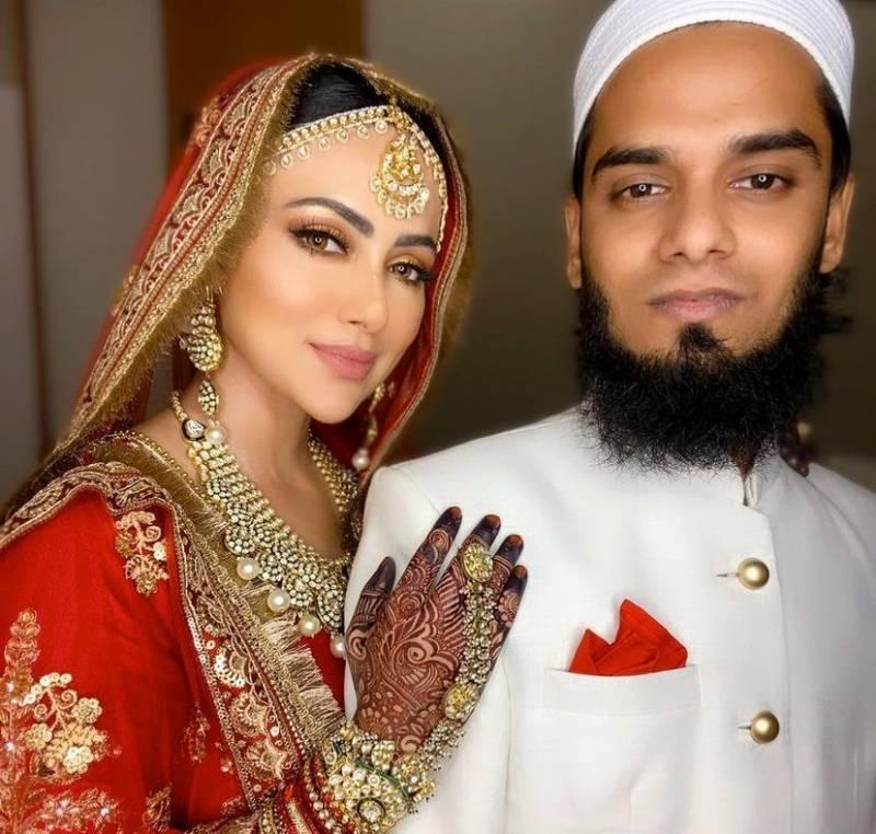 KRK slammed for predicting Sana Khan's divorce