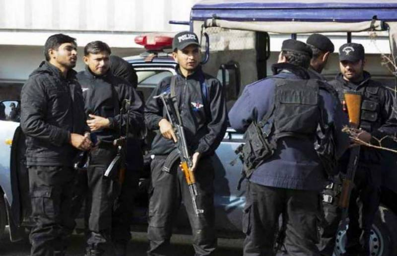 Eight 'terrorists' planning attacks arrested in Punjab