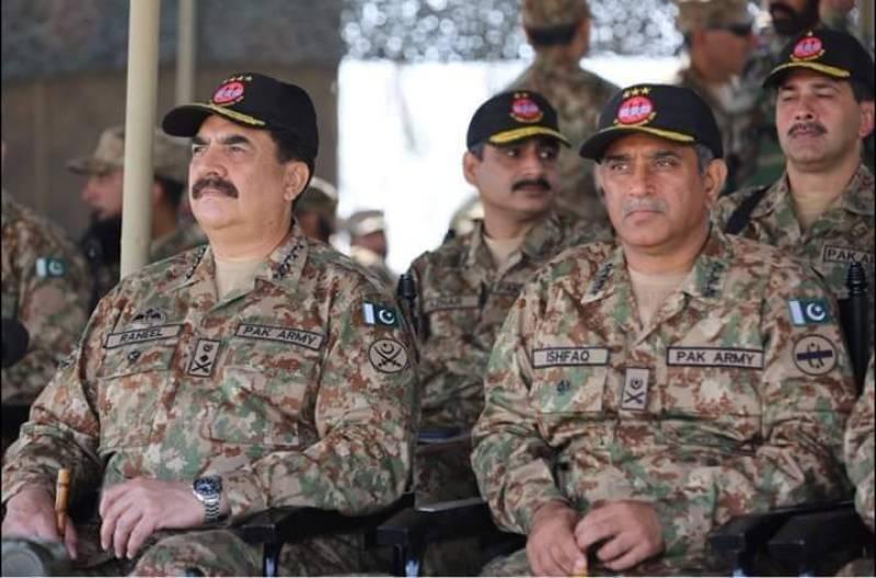 Lt Gen (r) Ishfaq Nadeem passes away