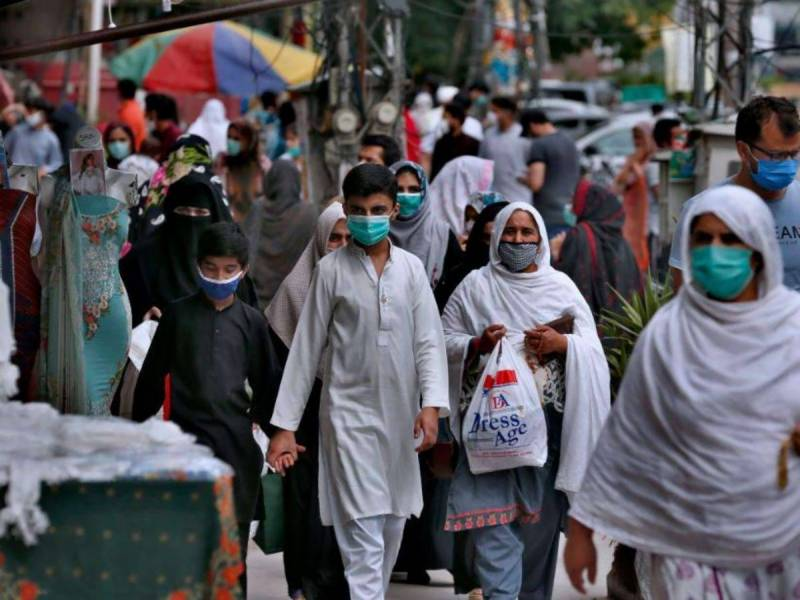 Pakistan reports drop in COVID cases with 2,060 new infections