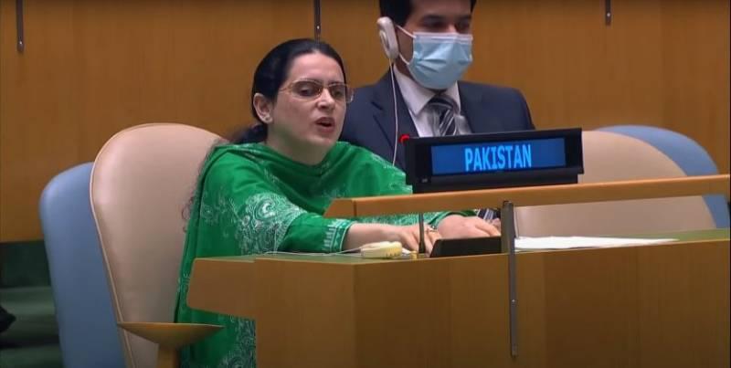 Pakistan slams India at UNGA, says Kashmir is not 'internal matter'
