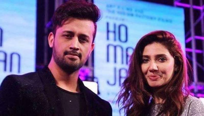 Atif Aslam, Mahira Khan's much-awaited music video released