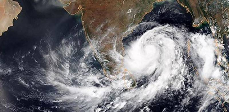 Cyclone Gulab poses no threat to Pakistan's coastline: Met office