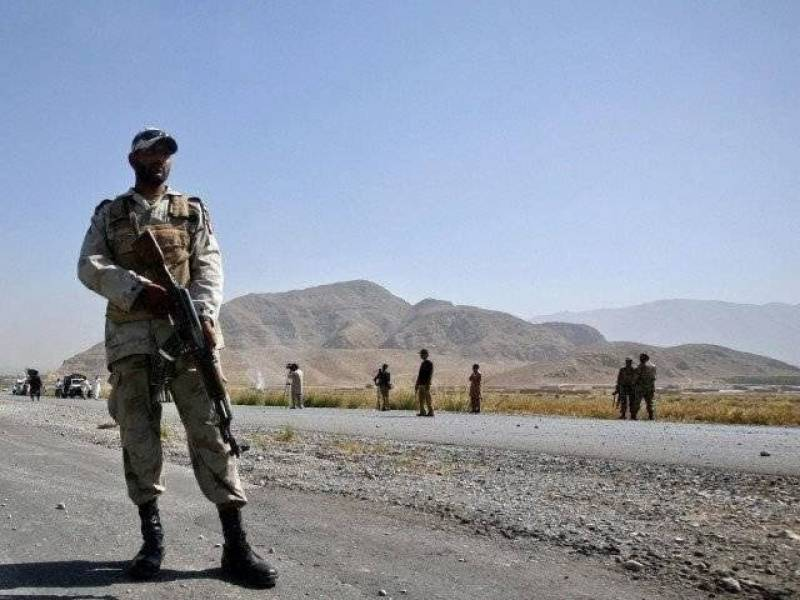 Pakistani soldier martyred, two injured in Mach terrorist attack