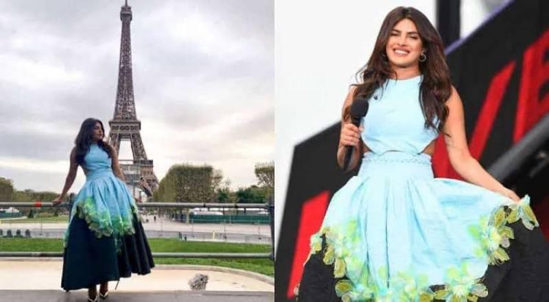 Priyanka Chopra sparks memes after her Paris video goes viral