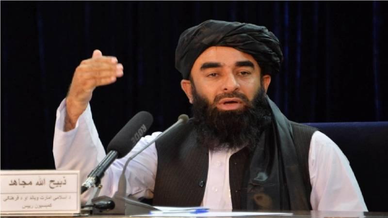 Afghan Taliban spox Zabihullah Mujahid's mother passes away