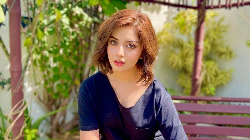 Alizeh Shah shares unseen childhood photo