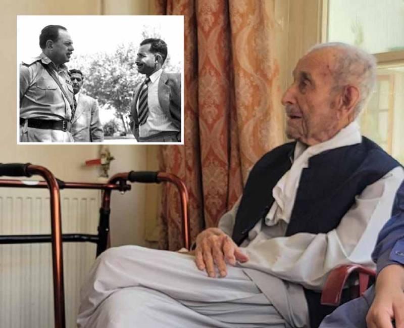 Oldest Pakistan Army veteran Lt-Col (r) Sultan Mengal breathes his last at 103