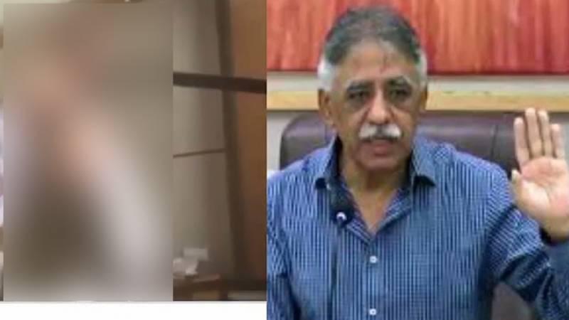 PML-N leader Muhammad Zubair finally breaks silence on video leak scandal