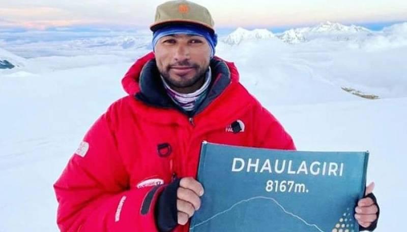 Sirbaz Khan set to become first Pakistani climber to summit 9 eight-thousander peaks
