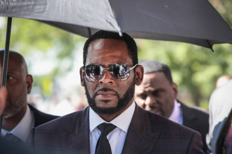 American superstar R. Kelly found guilty in sex trafficking trial