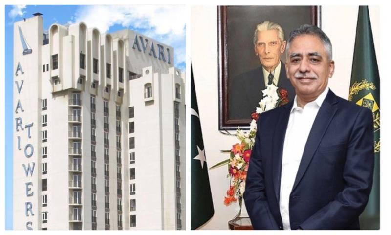 Avari Group issues clarification after Mohammad Zubair's video leak scandal