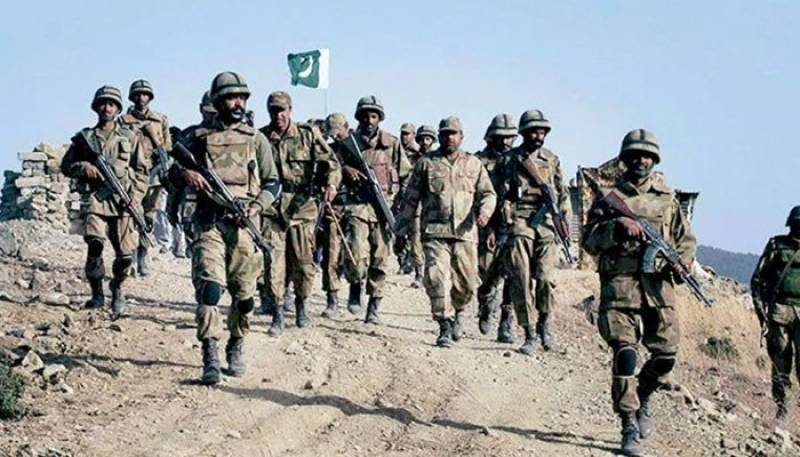 Security forces kill 10 terrorists including four commanders in Waziristan IBO