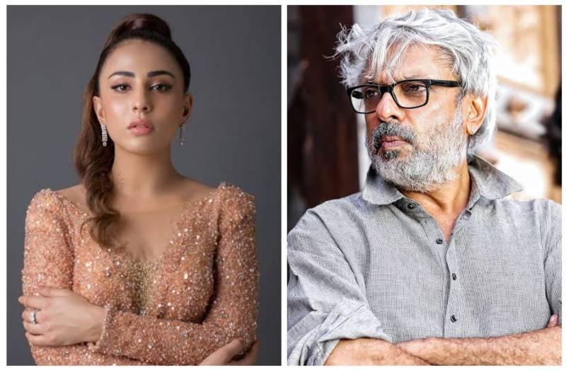 Ushna Shah slams Sanjay Leela Bhansali's 'Heeramandi'