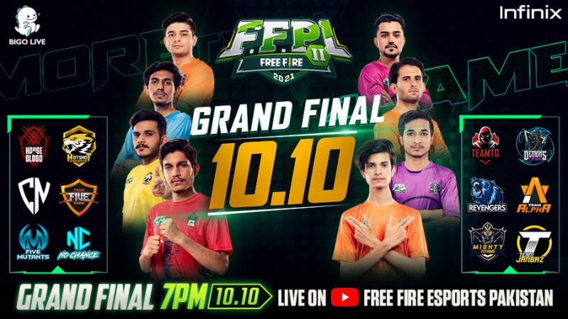 FFPL II Grand Final - The biggest ever esports event in Pakistan to take place this weekend