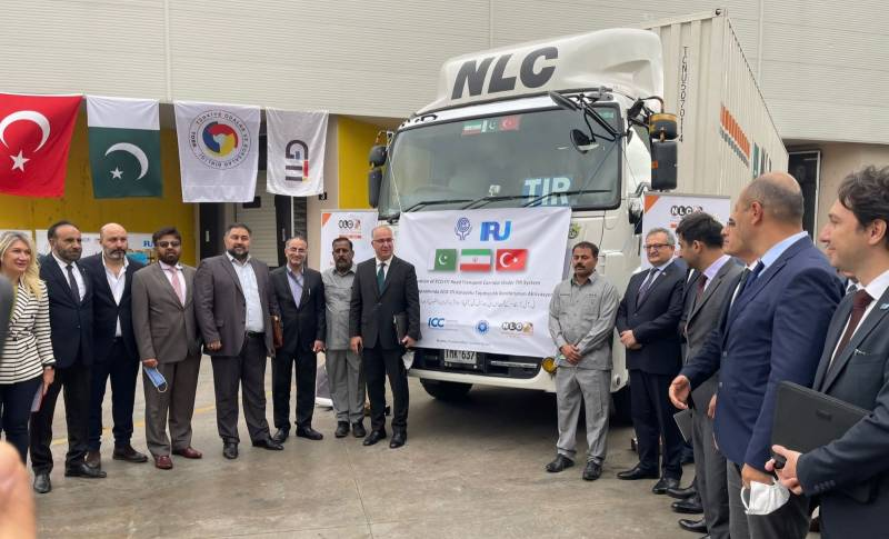 Historic step – Islamabad-Tehran-Istanbul road corridor becomes operational for trade