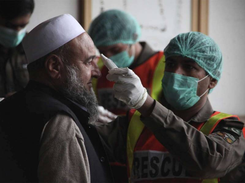 Covid-19: Pakistan reports 1,004 new cases, 28 deaths in last 24 hours