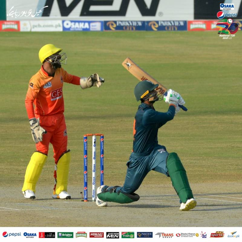 National T20 Cup: Sindh beat Balochistan by five wickets