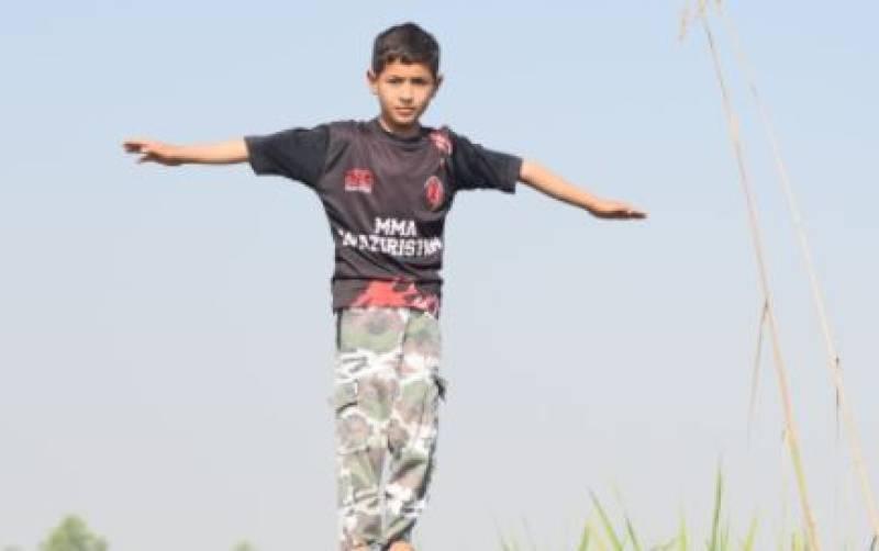 8-year-old Pakistani boy sets Guinness World Record