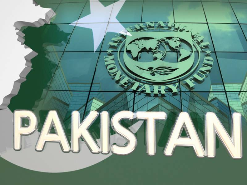IMF predicts Pakistan growth rate at 4pc in FY22