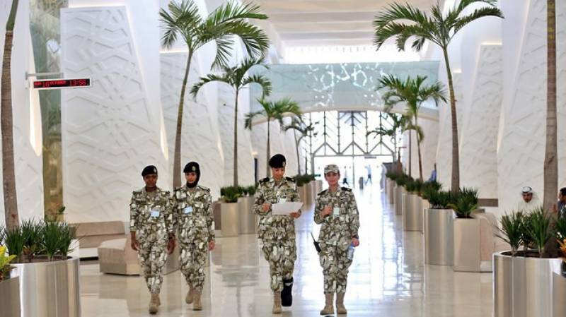 Kuwait allows women for first time to join military in combat roles