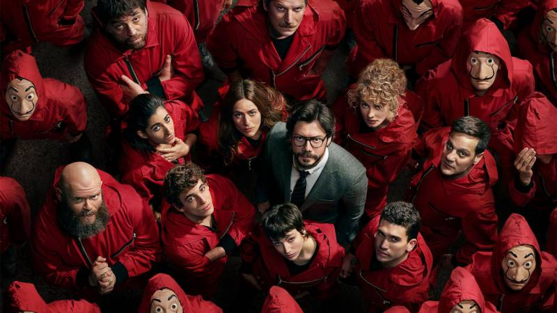 Trailer of Money Heist La Casa de Papel's final season Vol 2 is out now