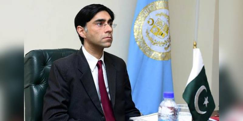 NSA Moeed Yusuf chairs first meeting of National Social Media Coordination Working Group