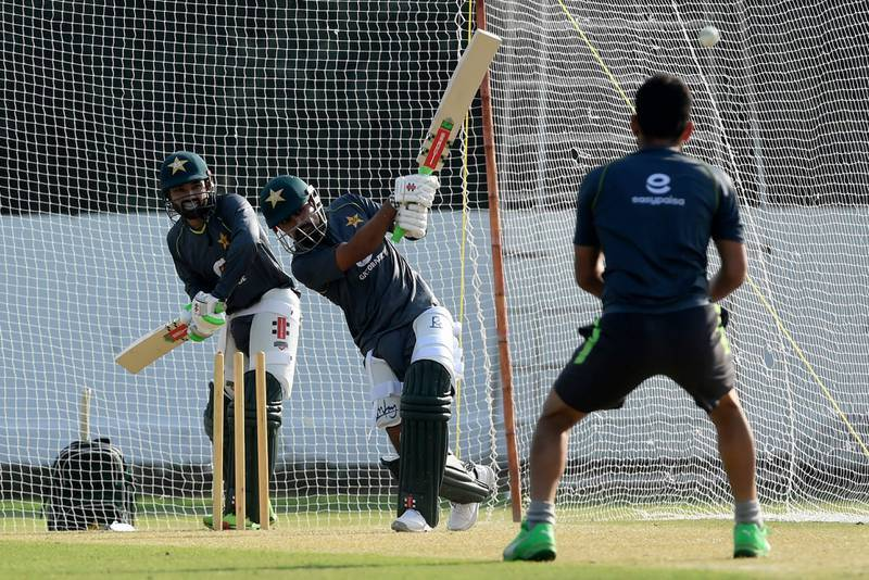 Pakistani cricketers begin final preparations for T20 World Cup