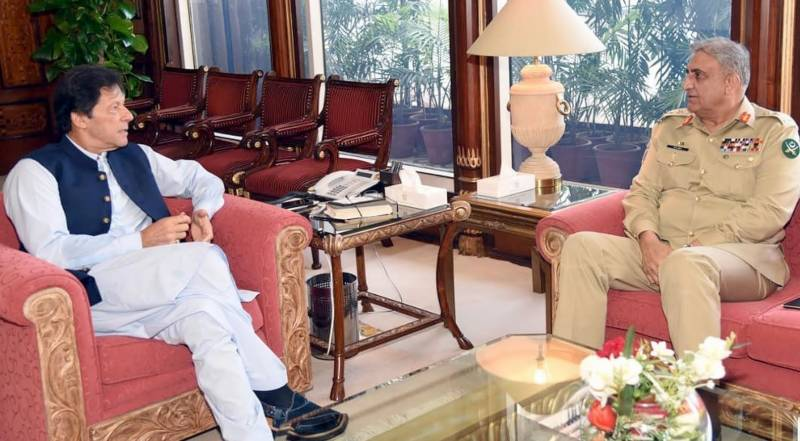 PM, COAS complete consultation on appointment of new DG ISI: Info Minister