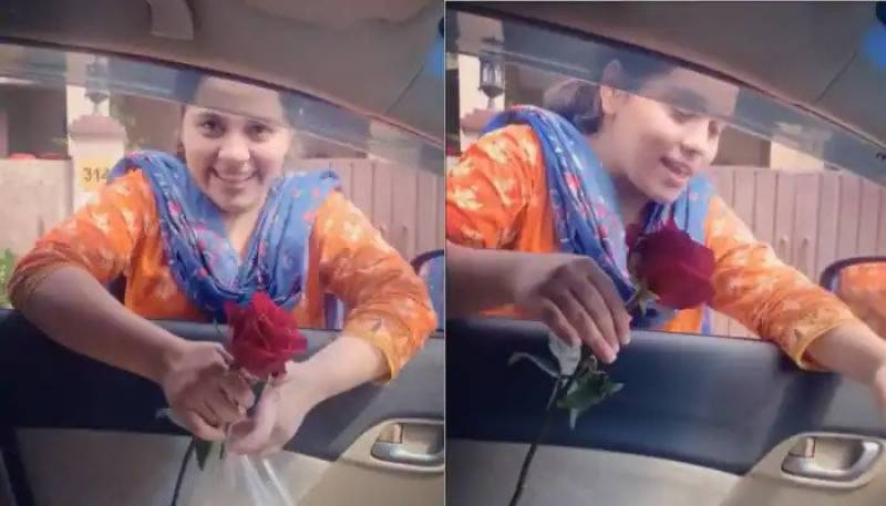 Indians go gaga as video of a romantic Pakistani couple goes viral