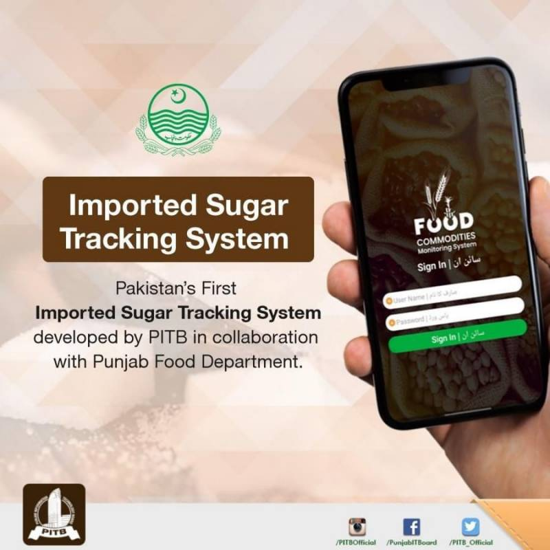 Punjab launches Imported Sugar Tracking System to ensure ease of monitoring, transparency