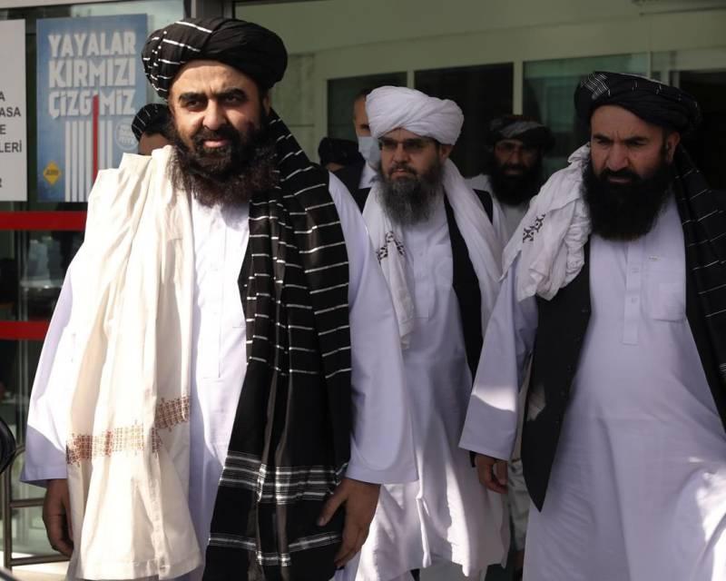 Taliban delegation arrives in Turkey for crucial talks