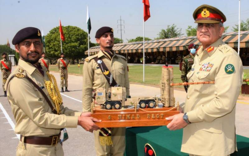 Pakistan Army inducts new air defence system (VIDEO)