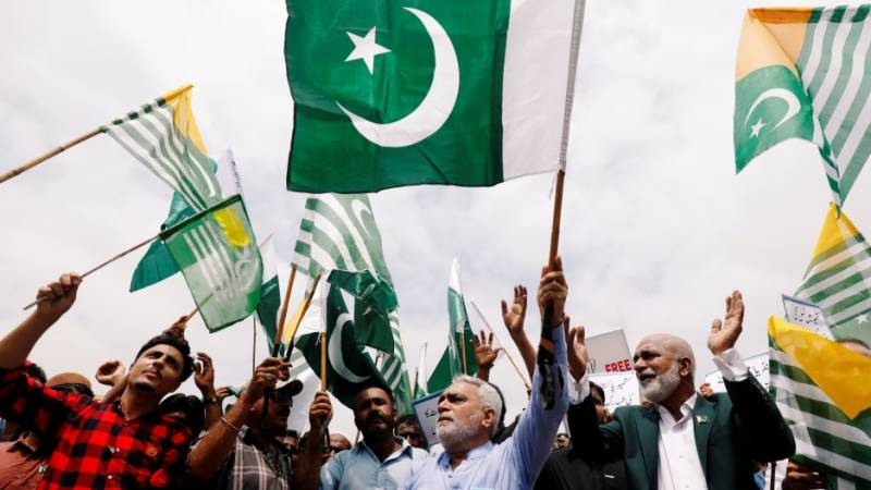 Pakistan observes Kashmir Day today to express solidarity with people of IOJ&K