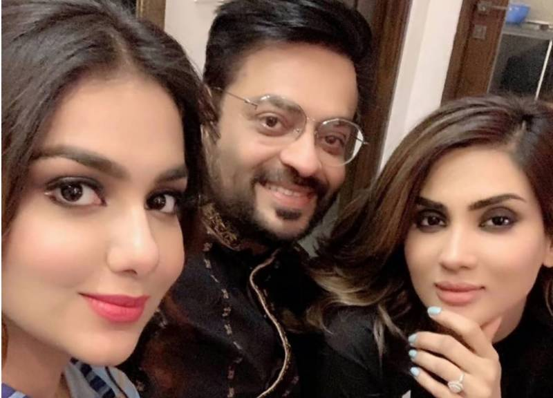 Fiza Ali reveals Aamir Liaquat proposed to her