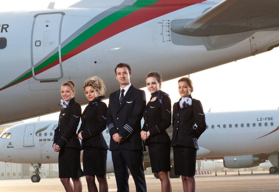 болгарские авиалинии фото день быту