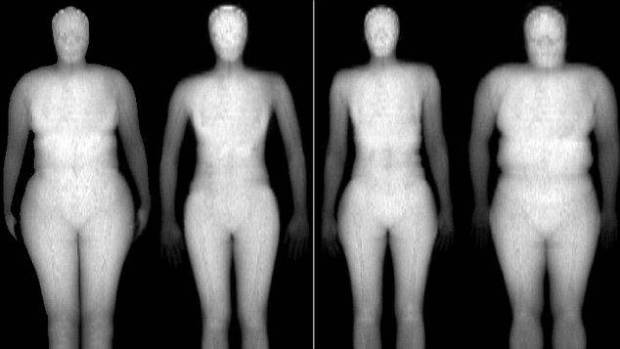Men find thinner women attractive because they associate their body shape with youth, fertility and a lower risk of disease, according to a new study by the University of Aberdeen. Participants were shown images of women with different levels of body fatness and asked to order them by attractiveness Source: 2015 Wang et al.