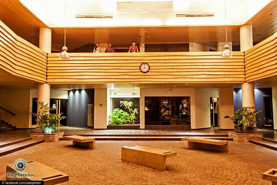 Student Center - Inside